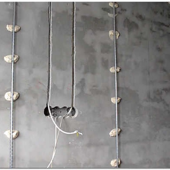 Как заштукатурить стены своими руками фото 502
