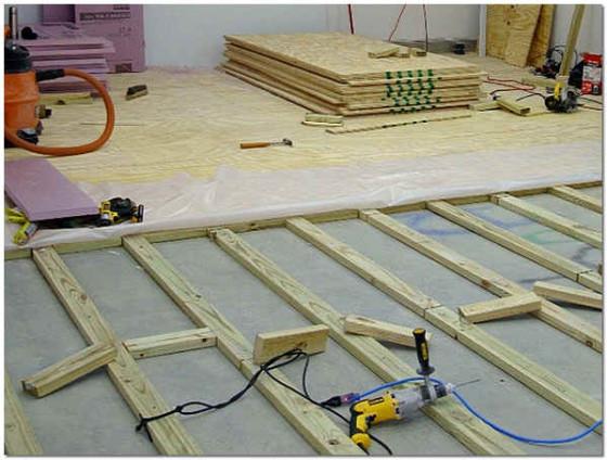 Hardwood flooring texture 4 less in Gautier, MS