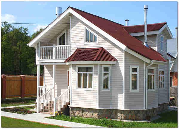 Дизайн дома сайдингом снаружи фото