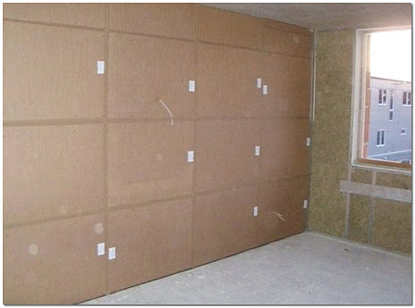 Звукоизоляция стены в квартире панелями PhoneStar