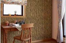 Пробковые обои – уникальный природный стеновой отделочный материал