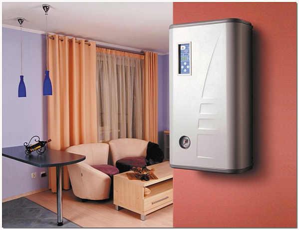 Экономичный электрический котел отопления в квартире