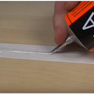 Как соединить линолеум на стыке: клей для стыков линолеума