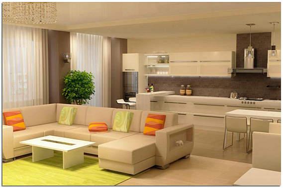 Перепланировка однокомнатной квартиры в двухкомнатную в