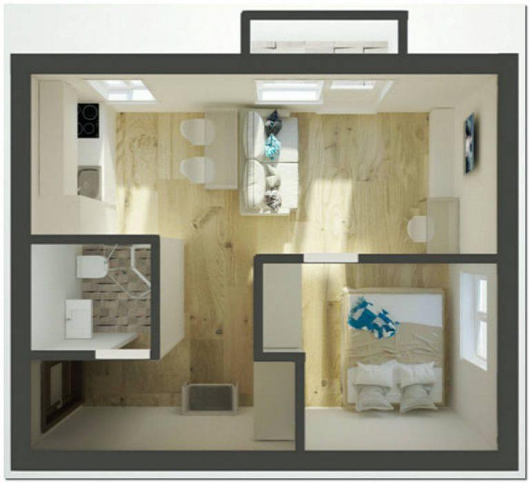 Как сделать перепланировку угловой квартиры