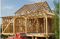 Канадская технология строительства каркасных домов : технология и пошаговая инструкция