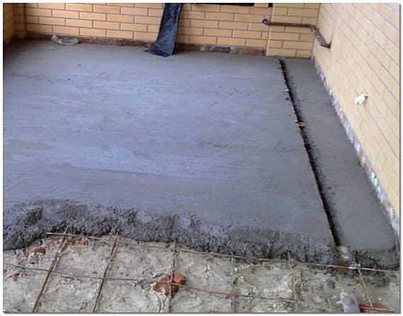Армирование бетонного пола специальной арматурной сеткой