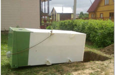 Локальная канализация Топас для загородной дачи