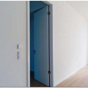 Как сделать перегородку из гипсокартона с межкомнатной дверью