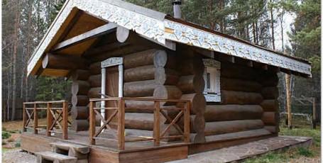 Как правильно строить баню: строим русскую баню своими руками