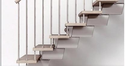Лестницы на второй этаж в частном доме: основные виды и особенности конструкций