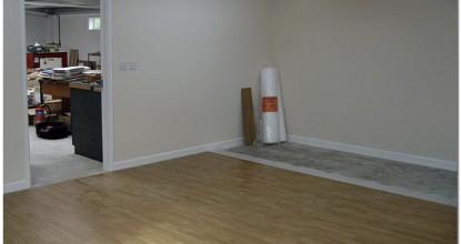 Как правильно укладывать ламинат на бетонный пол своими руками