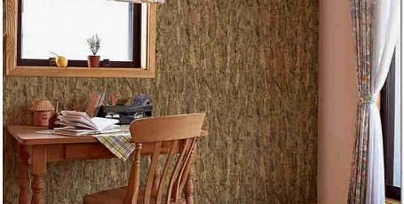 Пробковые обои – уникальный природный стеновой отделочный материал, преимущества и недостатки