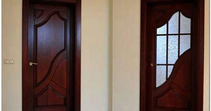 Установка межкомнатных дверей с добором своими руками: основные положения