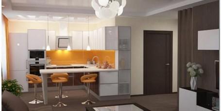 Оформление квартиры-студии: советы и рекомендации