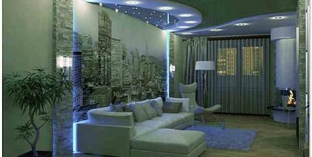 Эффективные способы и варианты зонирования комнаты