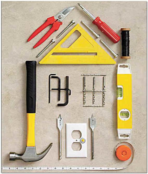 С чего начать квартирный ремонт