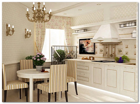 Флизелиновые обои для кухни фото