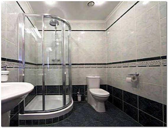 Отделка кафелем ванной комнаты фото