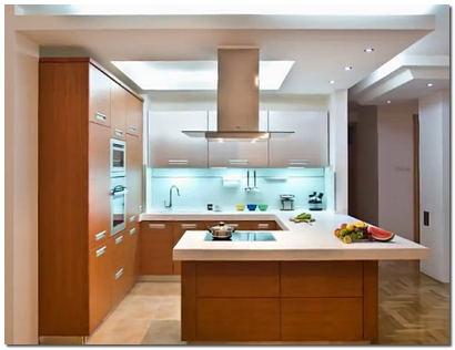 Кухня после капитального ремонта с перепланировкой фото