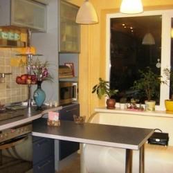 Кухня в хрущевке после ремонта фото