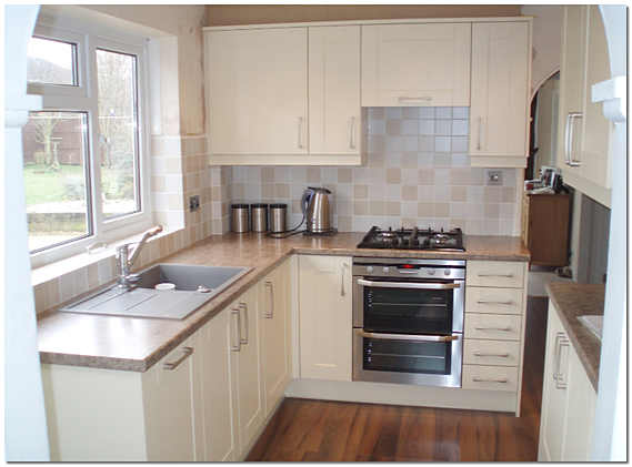 Ремонт маленькой кухни своими руками фото