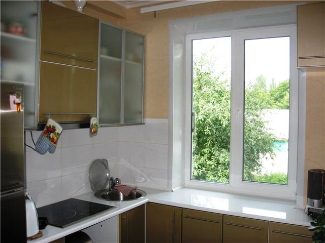 Ремонт маленькой кухни своими руками