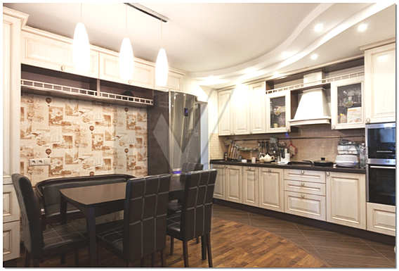 Дизайн для двухкомнатной квартиры