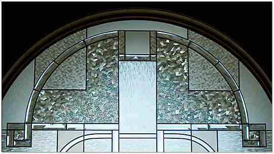 Накладные украшения на окне