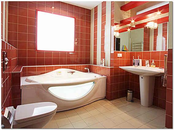 Красивый евроремонт ванной фото