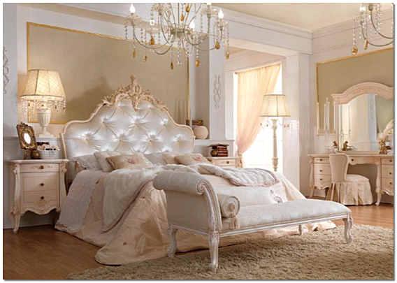 Итальянская спальня в стиле арт-деко