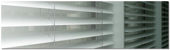 Алюминевые жалюзи на пластиковые окна