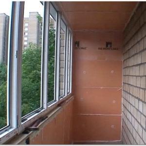 Утепление балкона пеноплексом своими руками: простое и эффективное решение даже для очень холодных регионов