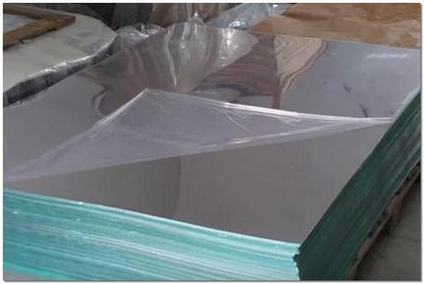 Зеркальный акриловый пластик фото