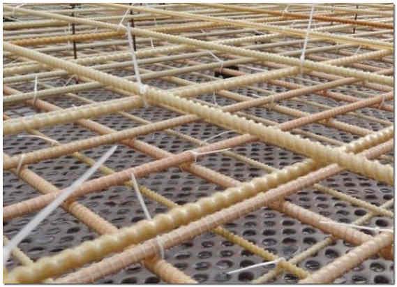 Применение стеклопластиковой арматуры в фундаменте